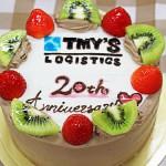 トミーズ20周年記念パーティ!