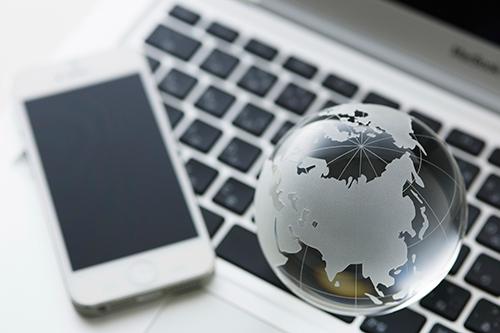 インターネットと世界