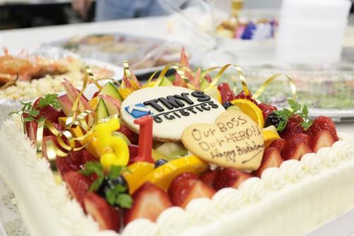 トミーズのケーキ