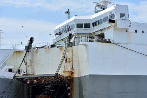 内航海運業